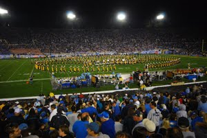 UCLA Bruin Marching Band