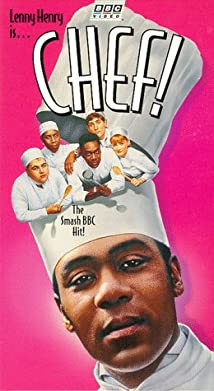 Chef! 1993 poster