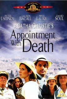 Appointment with Death (1988) cover