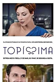 Topíssima (2019) cover