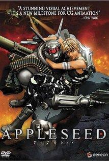 Appurushîdo (2004) cover