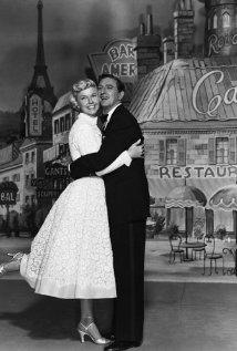 April in Paris (1952) cover