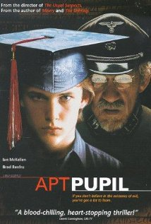 Apt Pupil (1998) cover