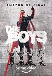 The Boys (2019) cover