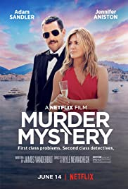 Murder Mystery 2019 poster