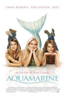 Aquamarine (2006) cover