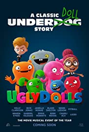 UglyDolls (2019) cover
