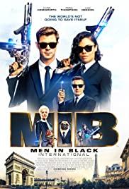 Men in Black: International 2019 poster