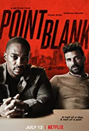 Point Blank 2019 poster