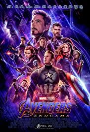 Avengers: Endgame (2019) cover
