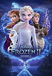 Frozen II 2019 poster