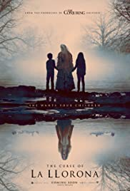 The Curse of La Llorona (2019) cover