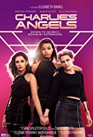 Charlie's Angels 2019 poster