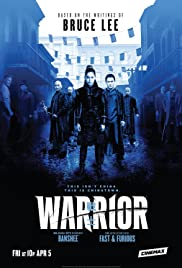 Warrior (2019) cover