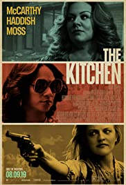 The Kitchen (2019) cover
