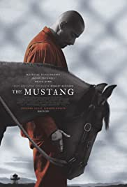 The Mustang (2019) cover