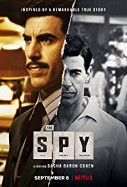 The Spy (2019) cover