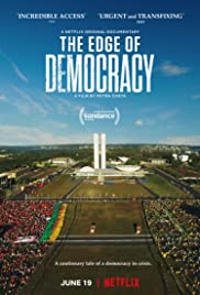 The Edge of Democracy (2019) cover