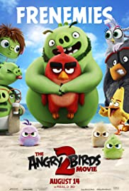 The Angry Birds Movie 2 (2019) cover