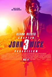 John Wick: Chapter 3 - Parabellum (2019) cover
