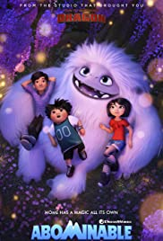 Abominable (2019) cover