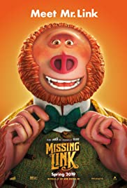 Missing Link (2019) cover