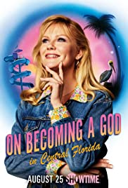 On Becoming a God in Central Florida (2019) cover