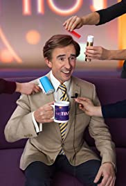This Time with Alan Partridge (2019) cover