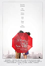 A Rainy Day in New York 2019 poster