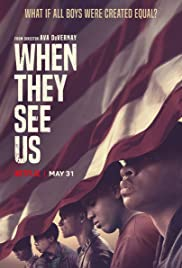 When They See Us (2019) cover