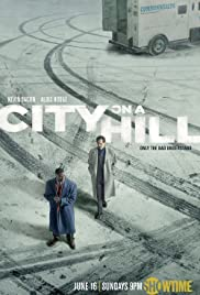 City on a Hill (2019) cover