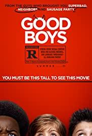 Good Boys (2019) cover