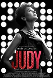 Judy (2019) cover
