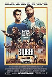 Stuber (2019) cover