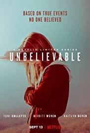 Unbelievable (2019) cover