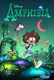 Amphibia (2019) cover