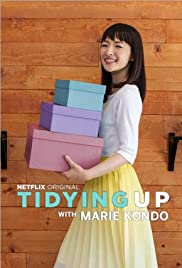 Tidying Up with Marie Kondo (2019) cover