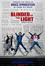Blinded by the Light (2019) cover