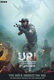 Uri: The Surgical Strike 2019 poster