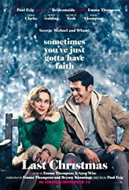 Last Christmas 2019 poster