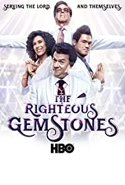 The Righteous Gemstones (2019) cover