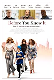 Before You Know It (2019) cover