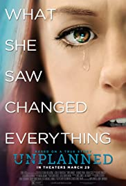 Unplanned (2019) cover