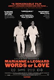 Marianne & Leonard: Words of Love (2019) cover