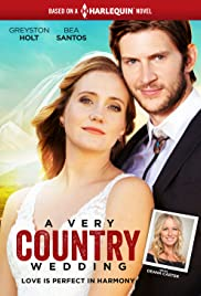 A Very Country Wedding (2019) cover