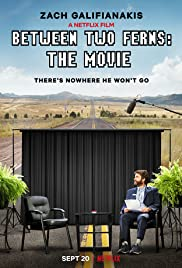 Between Two Ferns: The Movie (2019) cover