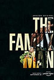 The Family Man (2019) cover