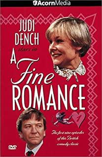 A Fine Romance (1981) cover