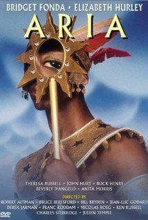 Aria (1987) cover
