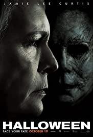 Halloween (2018) cover
